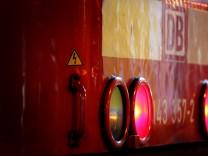 Lokführer-Warnsreiks bleiben am Montagmorgen aus