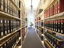 Übergabe der Universitätsbibliothek Ilmenau