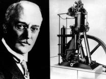 Rudolf Diesel und der erste Dieselmotor