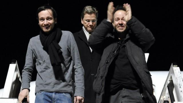 Deutsche Journalisten nach Haft im Iran in der Heimat eingetroffen