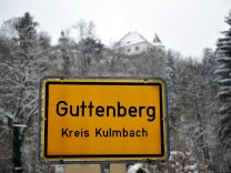 Schloss   Guttenberg Landkreis Kulmbach