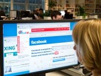 Der Chef liest mit - Soziale Netzwerke sind fast nie rein privat