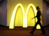 Jahrespressekonferenz McDonalds Deutschland