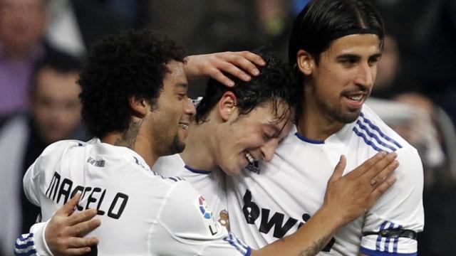 Real Madrid Özil