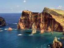 Ponta de Sao Lorenco,Ostküste Madeira