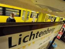 U-Bahnhof Lichtenberg