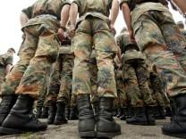 Bundeswehr steht offenbar vor Personalengpass