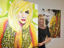Dolly Buster Kunstausstellung