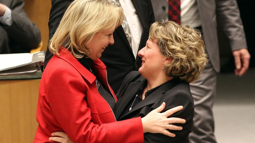 Landtag NRW - Kraft Schulz
