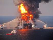 Jahresrückblick 2010 - Ölpest im Golf von Mexiko