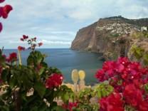 Madeira Insel, Madeira, Urlaubsort, Portugal, Eiland, Landschaft, Cabo Girao, Urlaub, Kliff