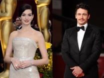 """Anne Hathaway und James Franco moderieren ´Oscars"""""""