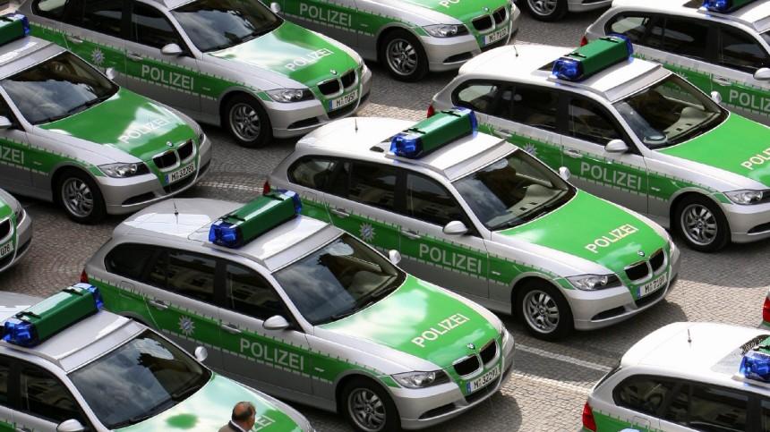 Neue Polizeiautos für die bayerische Polizei, 2006