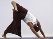 Yoga Expo in München, 2011