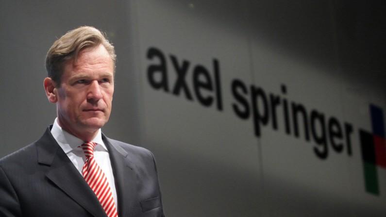 Hauptversammlung  Axel Springer AG