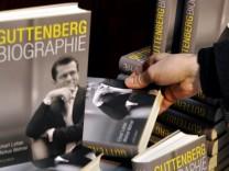 Guttenberg-Biografie in Berlin vorgestellt