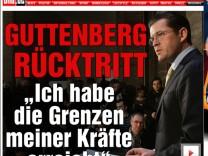 Guttenberg, Bild.de