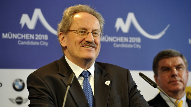 IOC-Kommission prüft Münchner Olympia-Bewerbung vor Ort