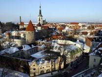 Estland wird neues Mitglied der Eurozone
