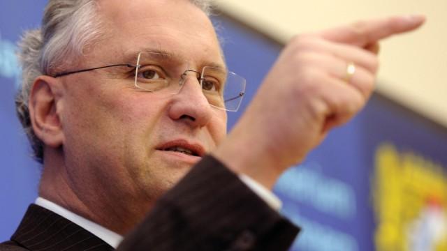 Joachim Herrmann zur Inneren Sicherheit