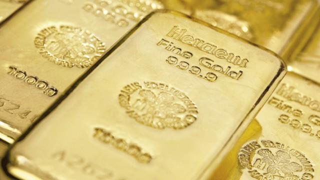 Goldpreis steigt auf Rekordhöhe