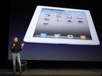 Steve JobsiPad 2