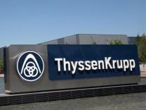 Thyssen Krupp Klage