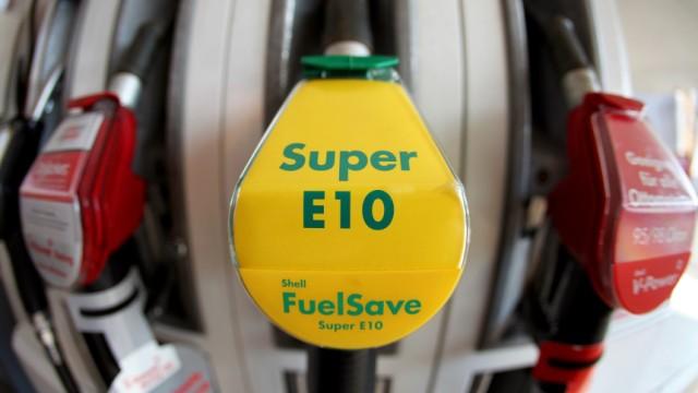 Bio-Super-Benzin E10