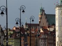 Altstadt von Warschau