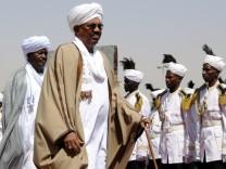 Sudan Präsident Al-Baschir