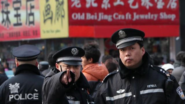 Gezielte Gewalt gegen Kritiker in China
