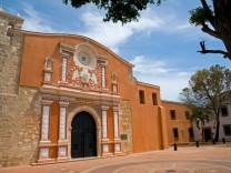 Santo Domingo, Dominikanische Republik, Wiederherstellen, Frauenkloster, Kirche, Kolonialstil, Spanisch, Abtei