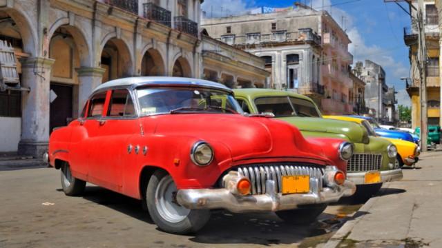 Kubas Und Die Neuwagen Unterwegs In Einem Wütenden Land Auto