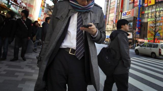 Studium Japan: Student festgenommen