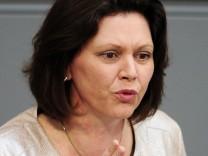 Bundesverbraucherministerin Ilse Aigner