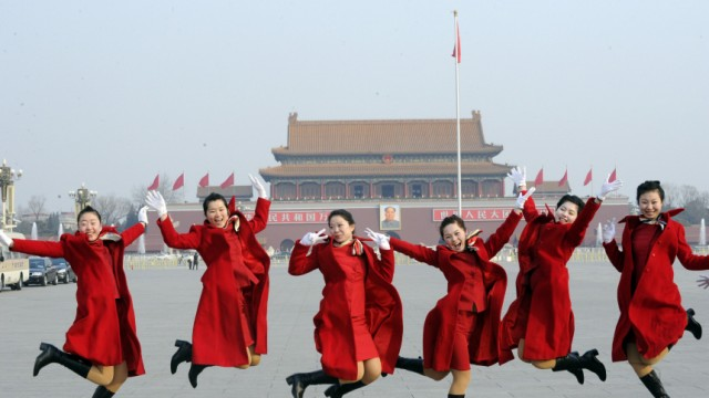 China China: Nationaler Volkskongress