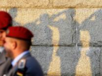 Wachsende Zweifel an der Bundeswehrreform