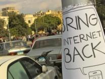 Ägypten wieder offline