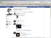 Wir wollen Guttenberg zurück, Facebook