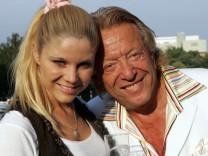 Sommerlochparty auf der 'Hanseatic', Rolf Eden