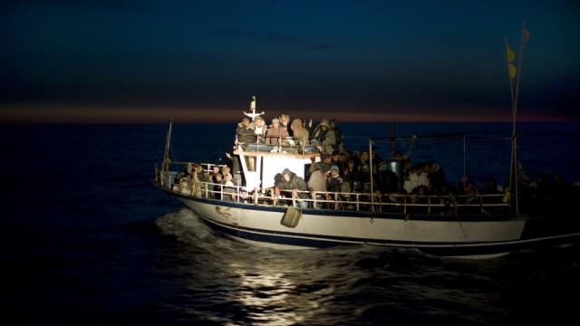 lampedusa Lampedusa: Europa und die Migranten