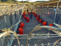 Obama will Guantanamo-Tribunale stoppen