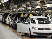 Vorschau: VW veroeffentlicht Bilanz