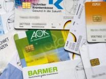 Bundestag beschliesst Roeslers Gesundheitsreform