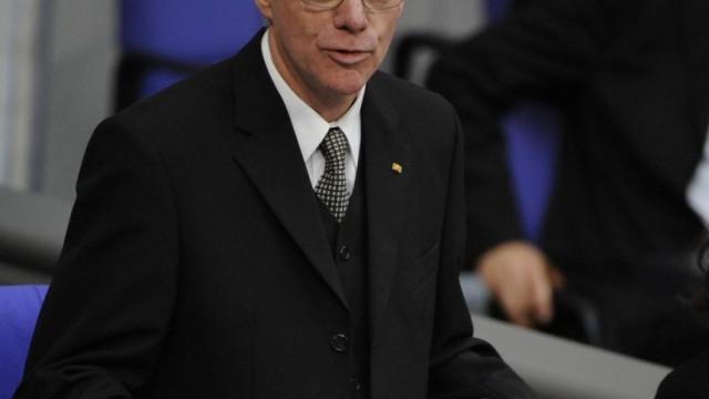 Konstituierende Sitzung des Bundestags