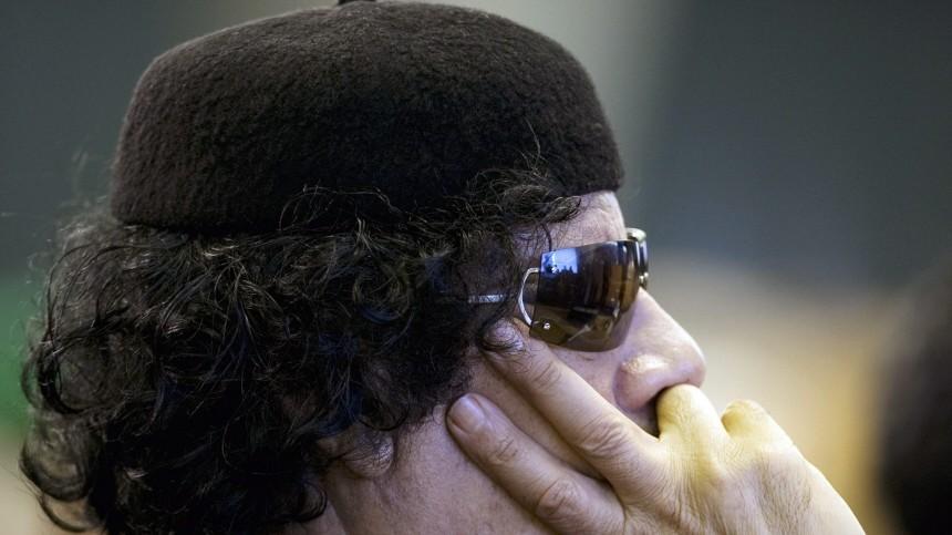 EU beschließt offiziell neue Sanktionen gegen Gaddafi