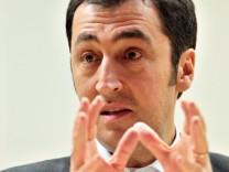 """Wuchs selbst im """"Ländle"""" auf: Cem Özdemir"""