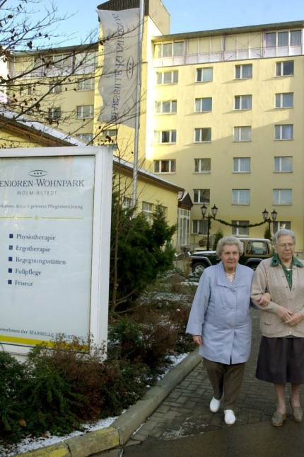 Marseille-Kliniken klagen auf Fördergelder
