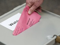 Vorbereitung auf die Landtagswahl in Sachsen-Anhalt
