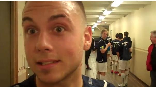 Anton Hysén Schweden Fußballer schwul